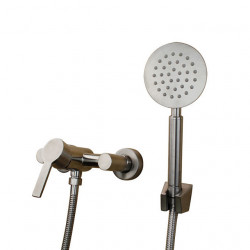 Shower Faucet Set - Rainfall Art Deco,Retro,Traditional Stainless Steel Tub And Shower Ceramic Valve Bath Shower Mixer...