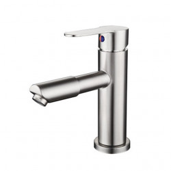 304 stainless steel basin faucet