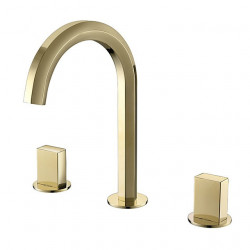 Bathroom Sink Faucet - Black,Chrome,Golden Basin Sink Mixer Faucet Contemporary Luxury Hot and Cold Water Faucet