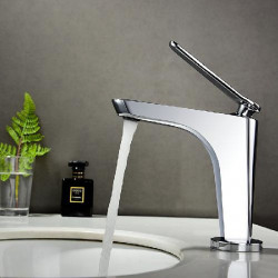 Watermark Certificate Bathroom Sink Faucet - Widespread Painted Finishes Other Single Handle One HoleBath Faucet