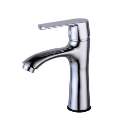 Bathroom Sink Faucet - Widespread Electroplated,Black Centerset Single Handle One HoleBath Faucet