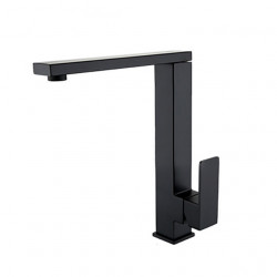 Kitchen faucet - Single Handle One Hole Painted Finishes Standard Spout Other Contemporary Kitchen Faucet